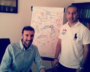 Antonio Parlato e Dino de Luca