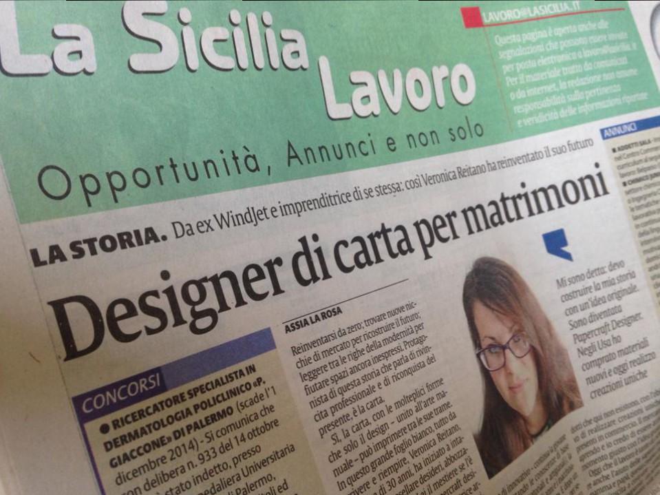 La Sicilia lavoro