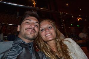 Lorena Greco e Simone Smedile